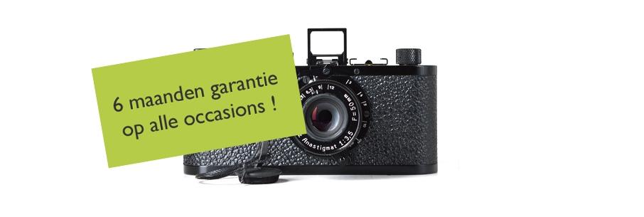 Canon FD ( analoog )
