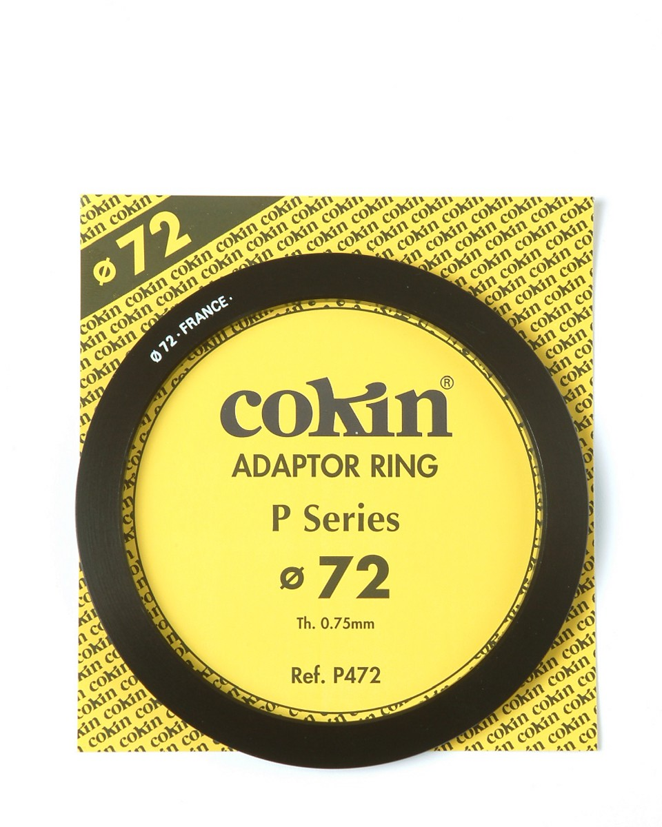 Cokin Adapter Ring P 72mm