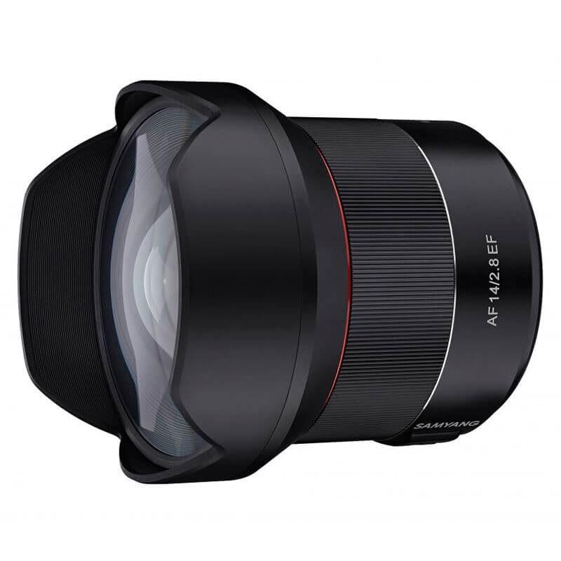 Samyang AF 14mm f/2.8 EF Canon