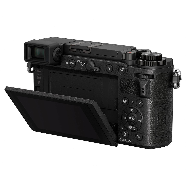 Panasonic DC-GX9 Zwart + 12-32mm