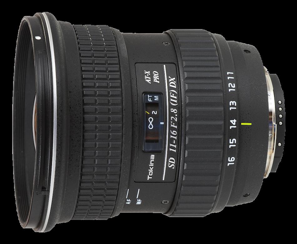 Tokina AT-X 11-16mm f/2.8 Nikon