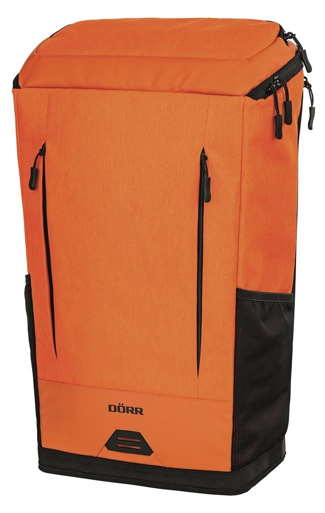 Dörr Stockholm Photo Backpack orange