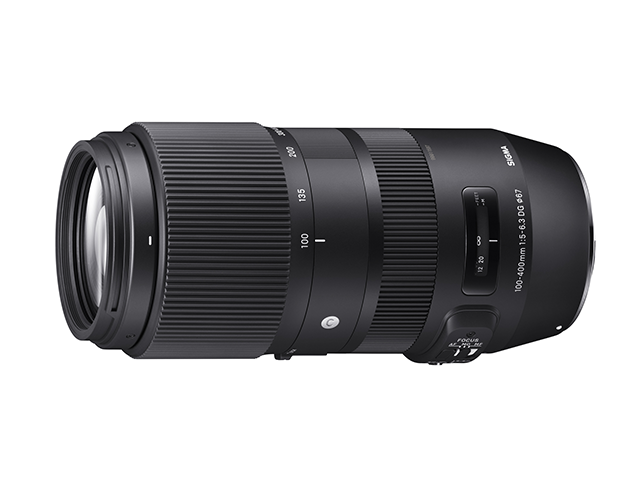 Sigma 100-400mm F5-6.3 DG OS HSM Canon