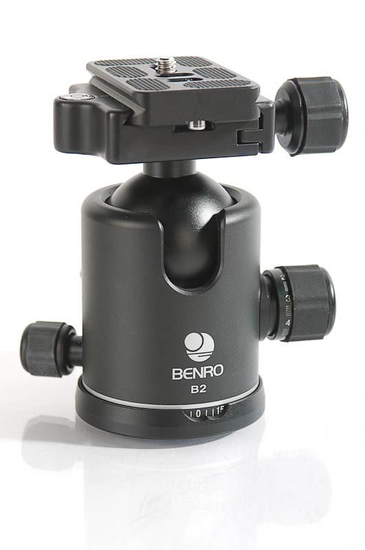 Benro Balhoofd B2