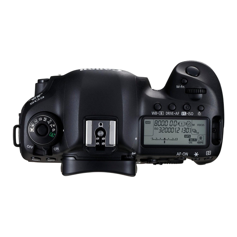 Canon EOS 5D IV Body + BG-E20 Battery Grip