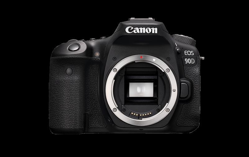 Canon eos 90D body + 18-135