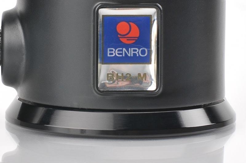 Benro Balhoofd BH2