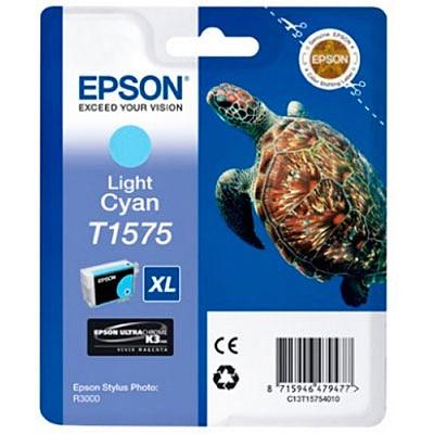 Epson inktpatroon T1575 Light Cyan