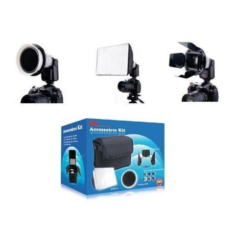 Falcon Eyes Camera Flitser Strobist Set FGAK-5