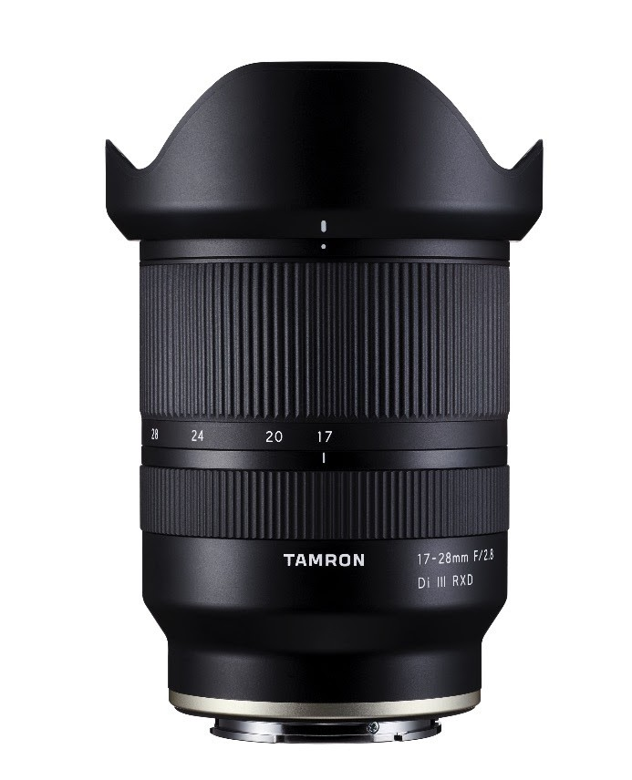 Tamron 17-28mm F/2.8 Di III RXD Sony FE DEMO