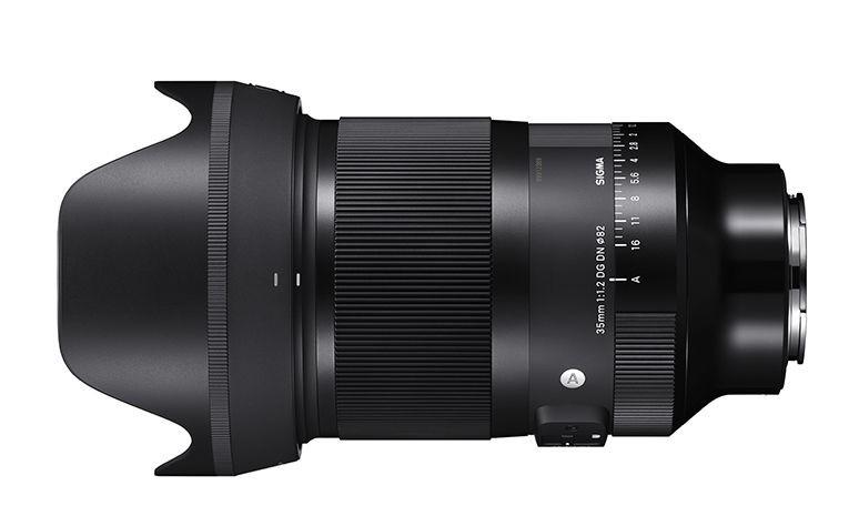 Sigma 35mm F/1.2 DG DN Art L-Mount