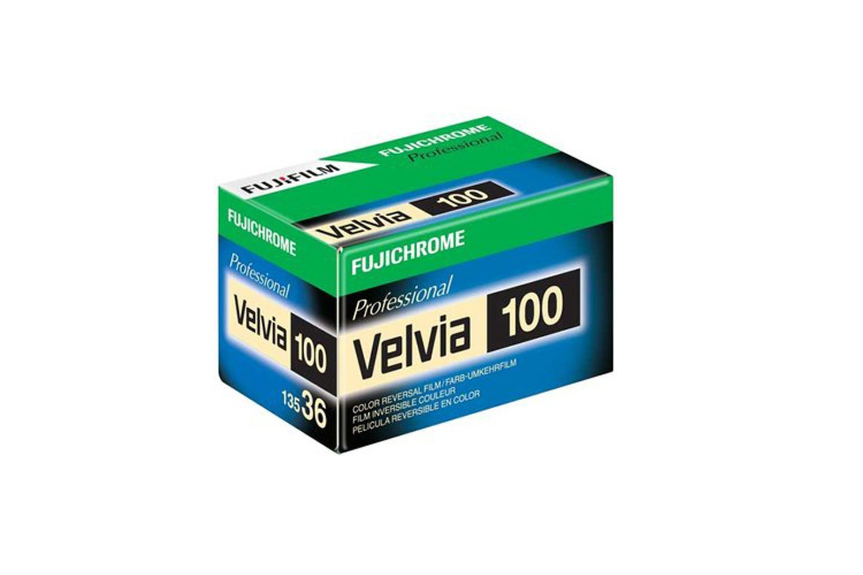 Fujifilm Velvia 100 135-36