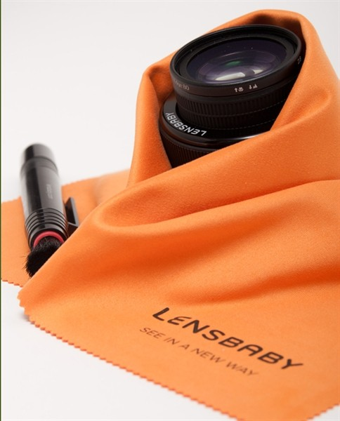 Lensbaby Lens Cleaning Cloth
