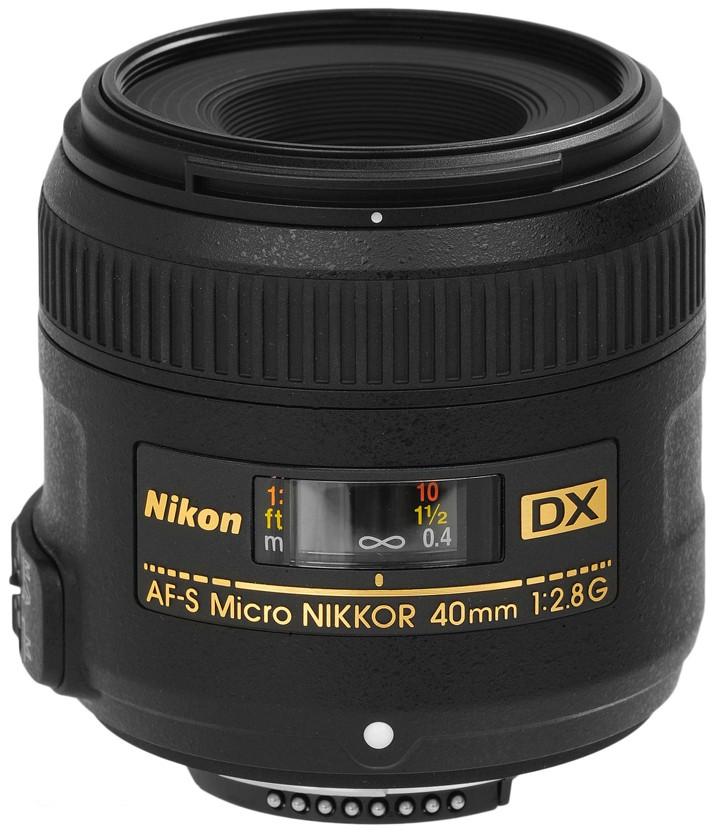 Nikon AF-S DX Micro 40mm f/2.8G
