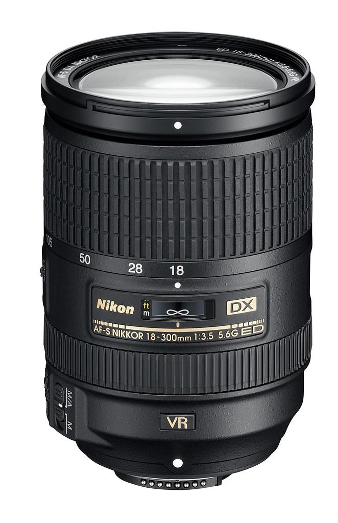 Nikkor AF-S DX 18-300mm f/3.5-5.6G ED VR