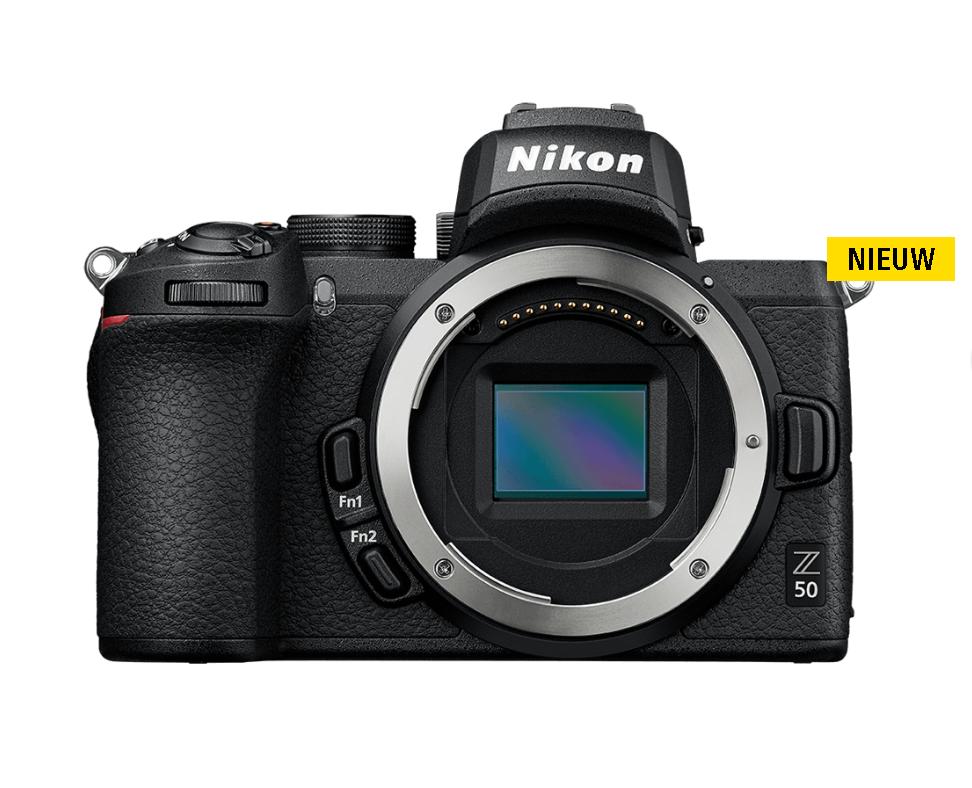 Nikon Z50 + 16-50 VR
