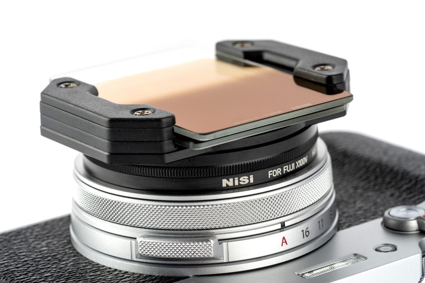 NiSi Filter System voor Fujifilm X100/X100S/X100T/X100V (Professional Kit)