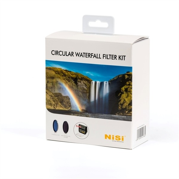 NiSi Circular waterfall filter kit 67mm