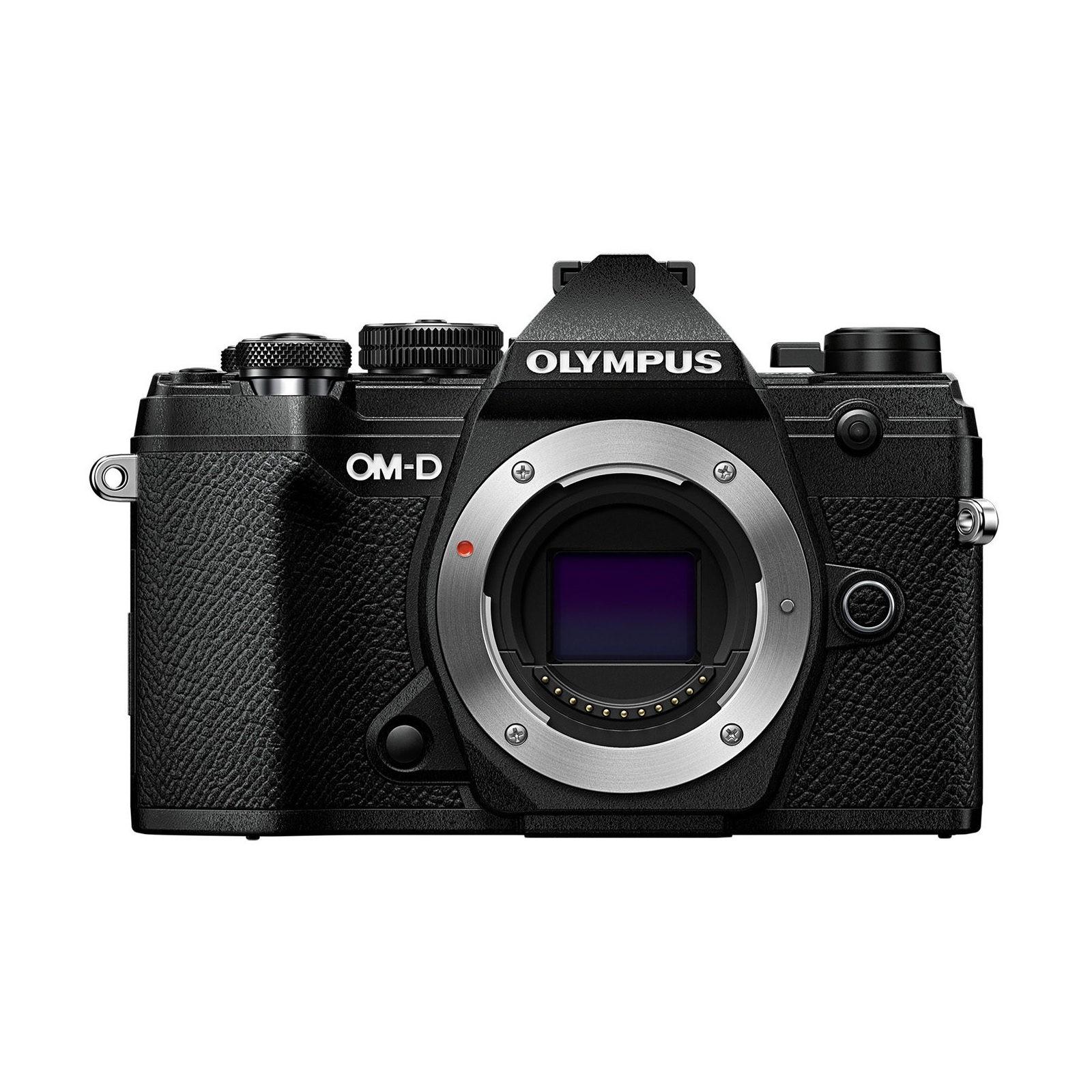 Olympus OMD EM5 mark III Black + 12-40/2.8