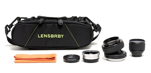 Lensbaby Pro Effects Kit Canon