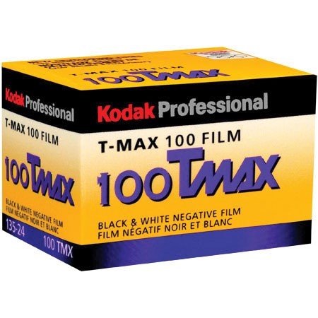 Kodak T-Max TMX 100 135-24
