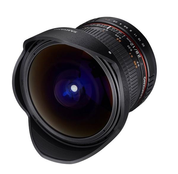Samyang 12mm f/2.8 ED AS NCS Fisheye Canon