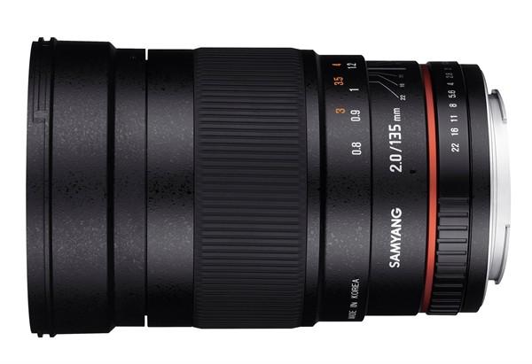 Samyang 135mm f/2.0 AS IF UMC Pentax