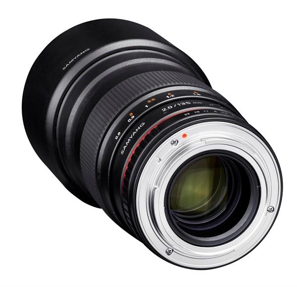 Samyang 135mm f/2.0 AS IF UMC Canon