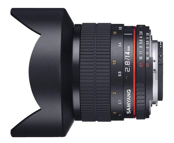 Samyang 14mm f/2.8 ED AS IF UMC Sony E-Mount