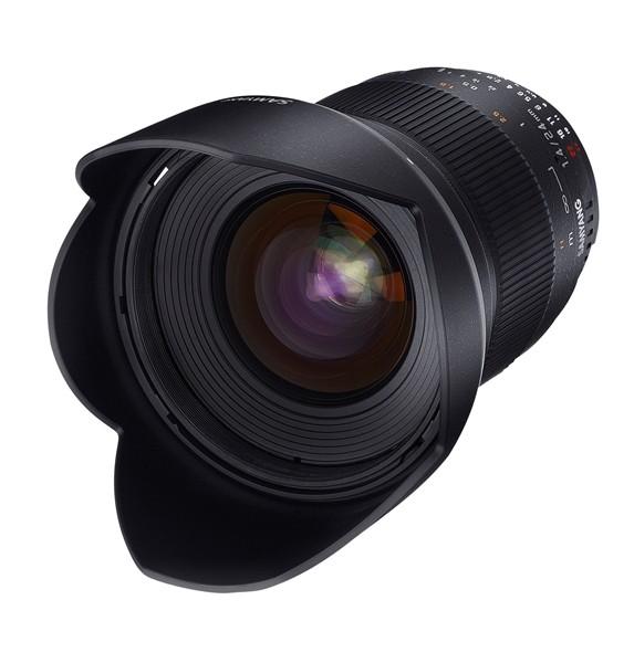Samyang 24mm f/1.4 ED AS IF UMC Canon