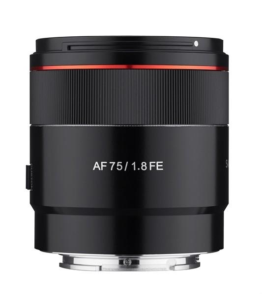 Samyang 75mm F1.8 AF Sony FE