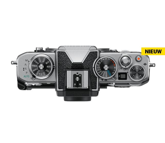Z fc + 16-50 VR (zilveren editie)-kit