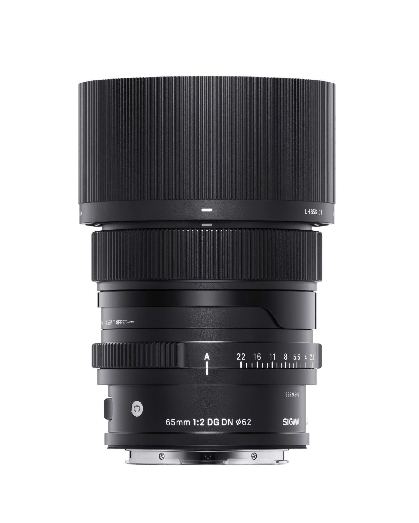 SIGMA 65mm F2 DG DN   Contemporary   Sony FE