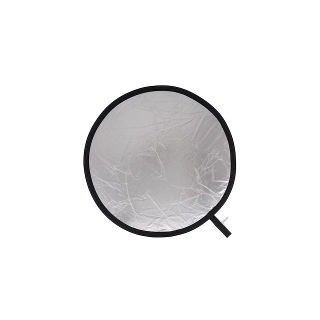 Lastolite Reflector 50cm Sunfire/Zilver