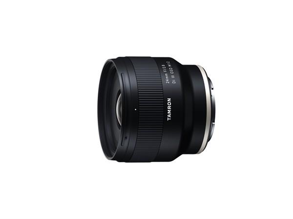 Tamron 24mm F/2.8 DI III OSD 1:2 macro Sony FE