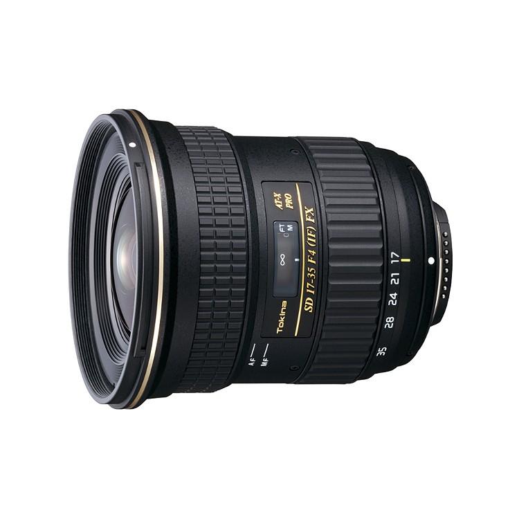 Tokina AT-X 17-35mm f/4.0 Pro FX Nikon