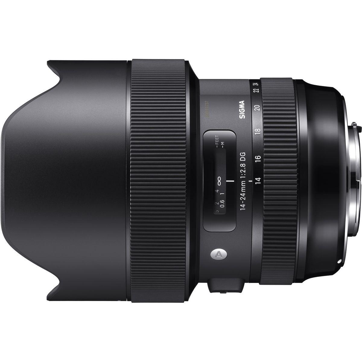 Sigma 14-24mm F2.8 DG HSM Art CANON