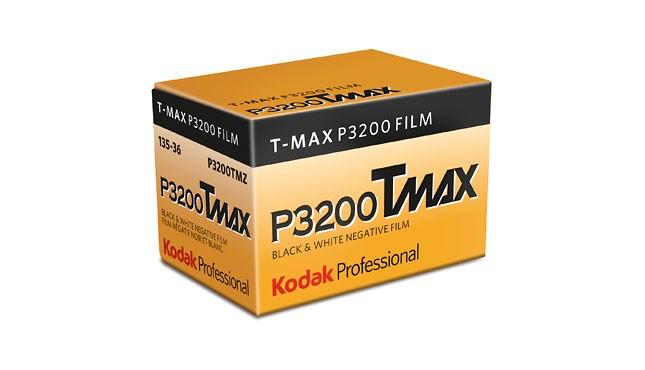 Kodak T-Max P3200 135-36