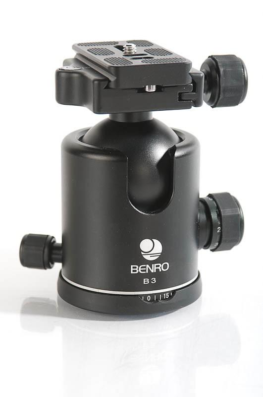 Benro Balhoofd B3