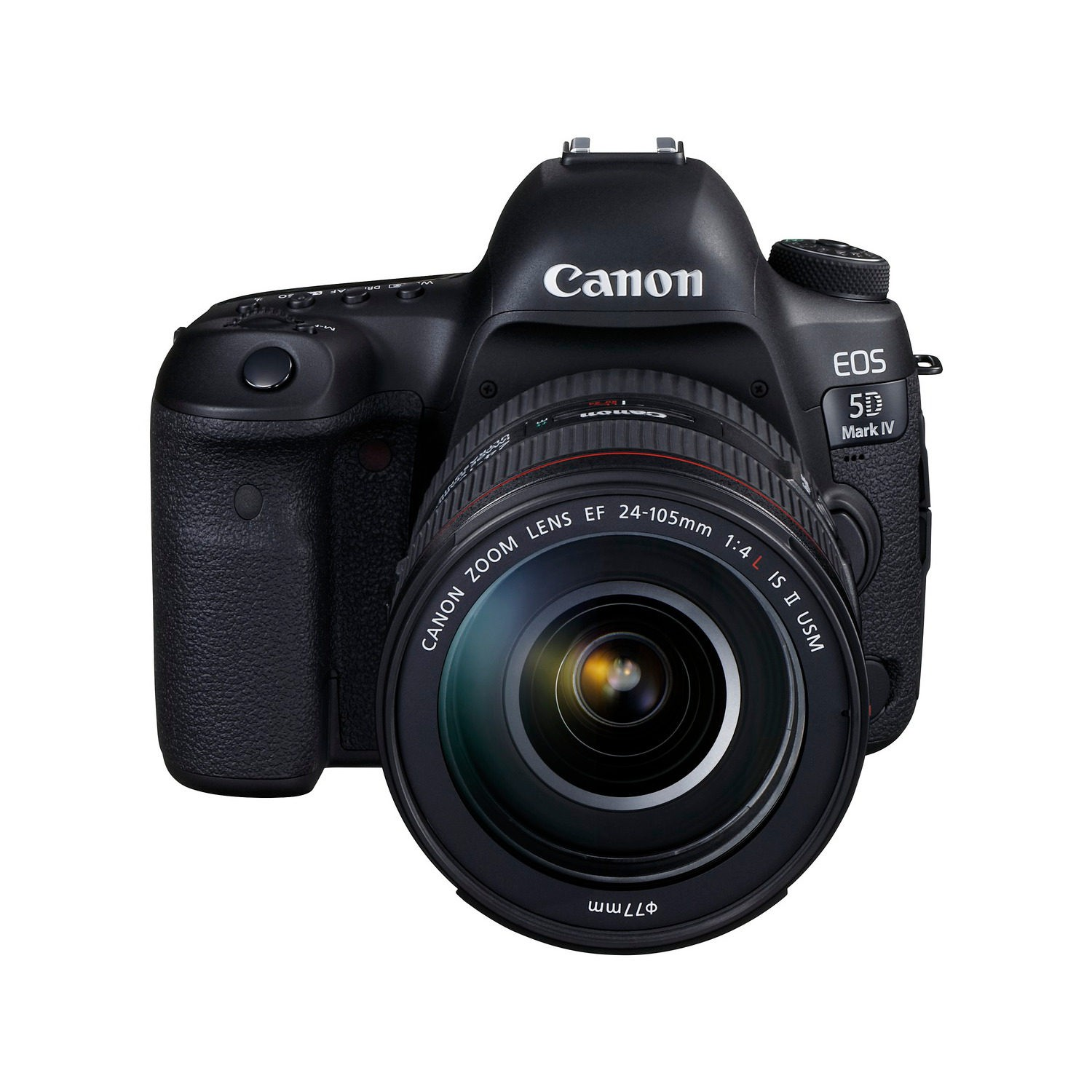 Canon EOS 5D IV Body + 24-105mm IS II USM