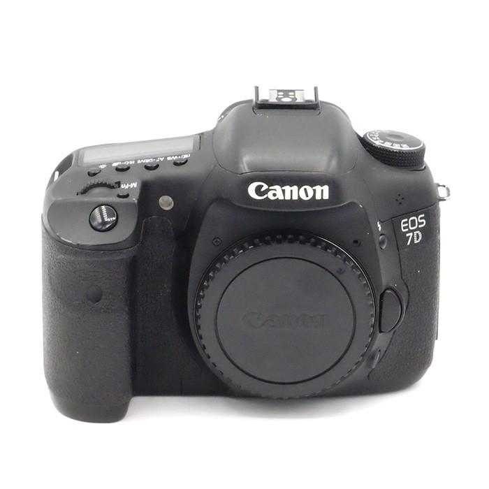 Canon EOS 7D Body occasion (sn: 1480820707)