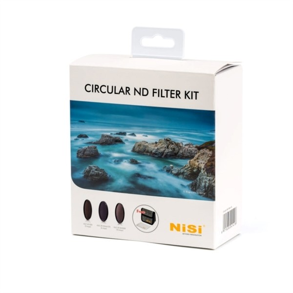 NiSi Circular ND filter kit 72mm