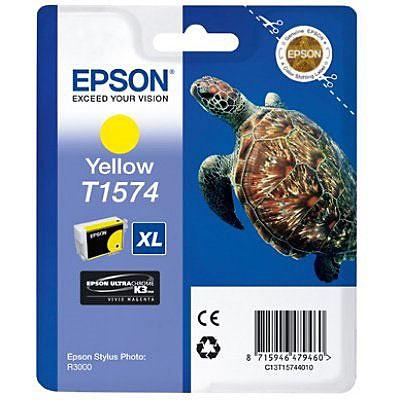 Epson inktpatroon T1574 Yellow