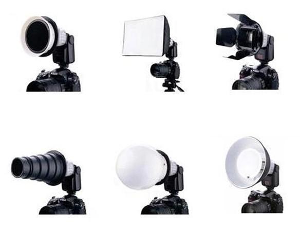 Falcon Eyes Camera Flitser Strobist Set FGAK-7