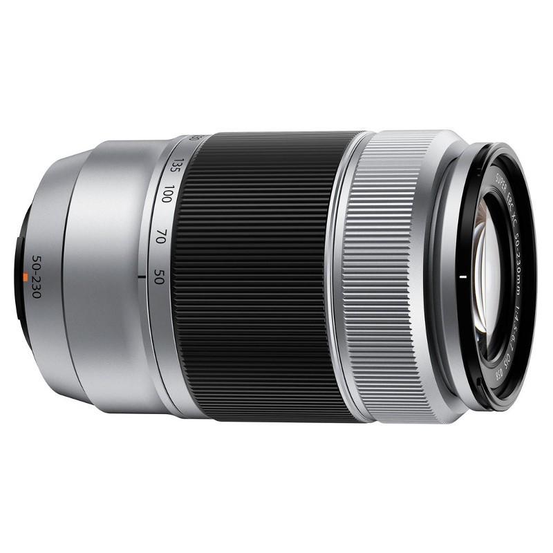 Fujifilm XC 50-230mm f/4.5-6.7 OIS Zilver