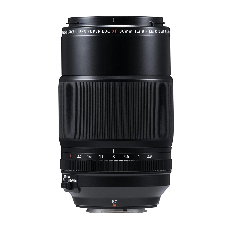 Fujifilm XF 80mm f/2.8 LM OIS WR Macro