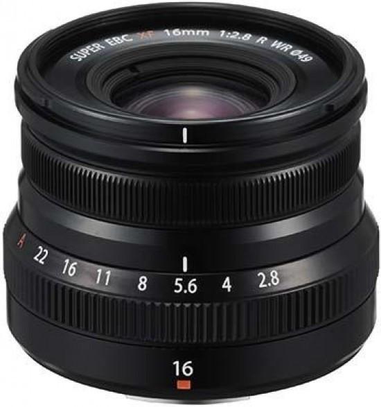 Fujifilm XF 16/2.8 R WR