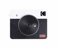 Kodak Mini Shot Combo 3 retro Wit/Zwart