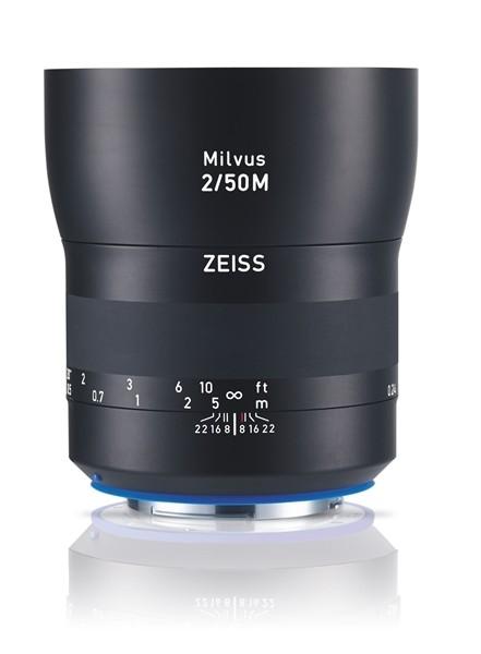 Zeiss Milvus 2.0/50 ZE Canon
