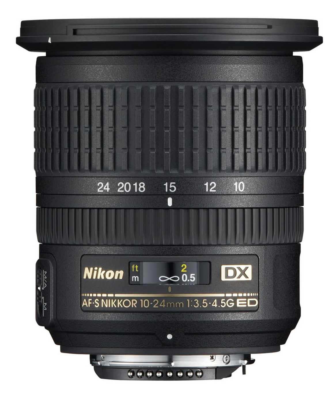 Nikkor AF-S DX 10-24mm f/3.5-4.5G ED